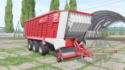 Lely Tigo XR 100 D v3.0 для Farming Simulator 2017