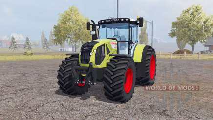 CLAAS Axion 950 v1.1 для Farming Simulator 2013