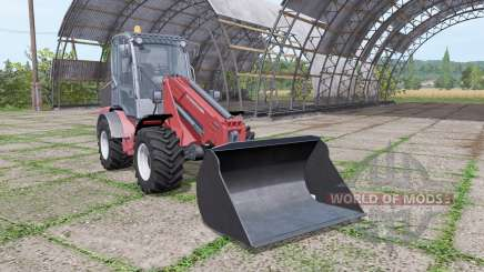 Weidemann 4270 CX 100T v1.0.1 для Farming Simulator 2017