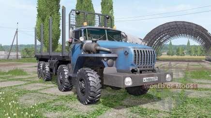 Урал 6614 для Farming Simulator 2017