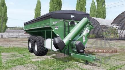 Brent Avalanche 1594 для Farming Simulator 2017