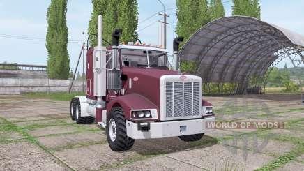 Peterbilt 377 off-road v2.0 для Farming Simulator 2017