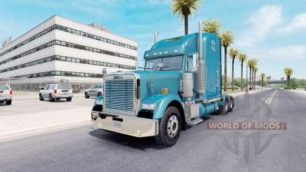 Freightliner Classic XL v1.31 для American Truck Simulator