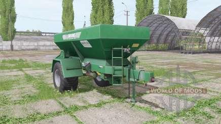 Bruns MBA 12000 для Farming Simulator 2017