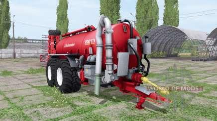 Schuitemaker Robusta 190 для Farming Simulator 2017