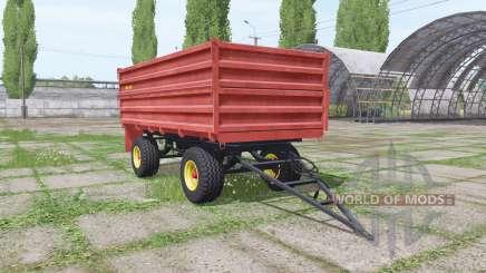 Zmaj 489 v1.4 для Farming Simulator 2017