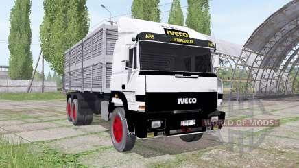 Iveco TurboStar 190-40 для Farming Simulator 2017