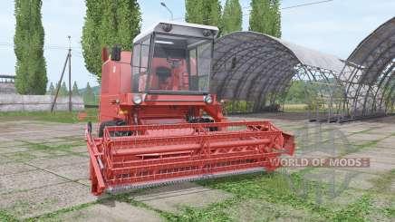 Bizon Z056 Super edit PatRick v1.1 для Farming Simulator 2017