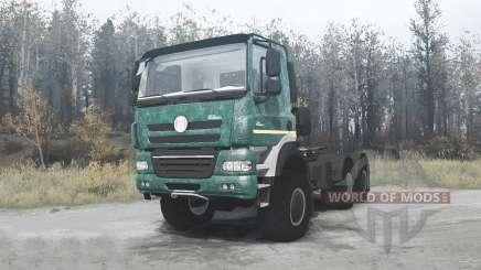 Tatra Phoenix T158 agro для MudRunner