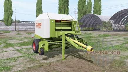 CLAAS Rollant 250 RotoCut v2.4 для Farming Simulator 2017