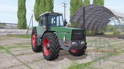 Fendt Favorit 626 LS Turbomatik для Farming Simulator 2017