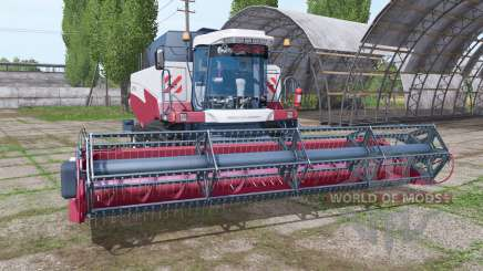 Акрос 585 v1.0.0.5 для Farming Simulator 2017