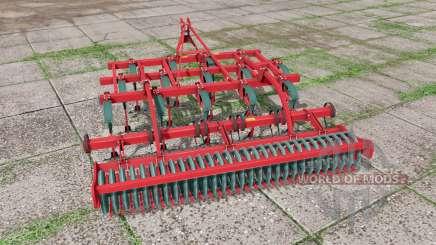 Kverneland CLC 400 pro для Farming Simulator 2017