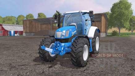 New Holland Т6.160 для Farming Simulator 2015