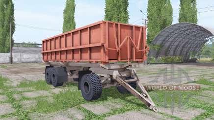 ПСТБ 17 для Farming Simulator 2017