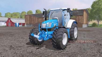 New Holland T6.160 frоnt loader для Farming Simulator 2015