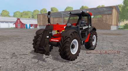 Manitou MLT 629 v3.0 для Farming Simulator 2015