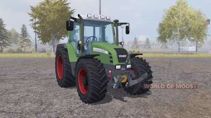 Fendt Farmer 309 C green для Farming Simulator 2013