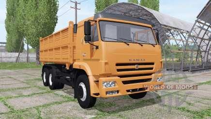 КАМАЗ 45143-6012-23 для Farming Simulator 2017