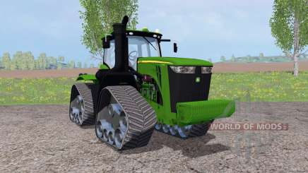 John Deere 9560RX weight для Farming Simulator 2015