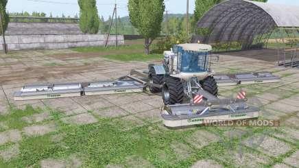 Krone BiG M 500 wide для Farming Simulator 2017