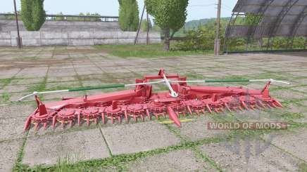 Kemper 390 Plus fruits для Farming Simulator 2017