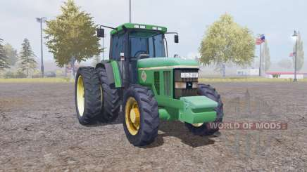 John Deere 7800 weight для Farming Simulator 2013