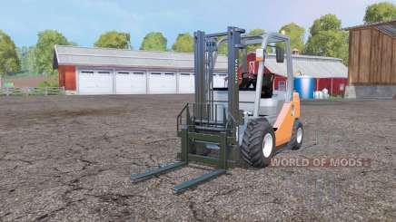 Toyota 62-8FD15 для Farming Simulator 2015