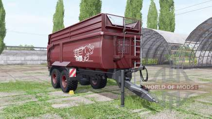 Krampe Big Body 790 v1.2 для Farming Simulator 2017