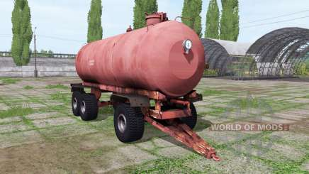 МЖТ 16 v3.0 для Farming Simulator 2017