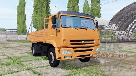 КАМАЗ 45253 v1.3 для Farming Simulator 2017