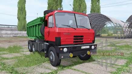 Tatra T815 S3 для Farming Simulator 2017