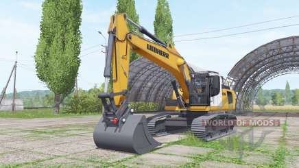 Liebherr R 936 Litronic для Farming Simulator 2017