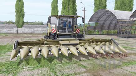 New Holland CR10.90 many extras для Farming Simulator 2017