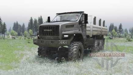 Урал Next (4320-6951-74) edit Armata v1.1 для Spin Tires