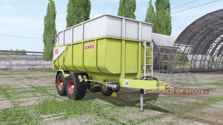 CLAAS Carat 180 TD by Katsuo для Farming Simulator 2017