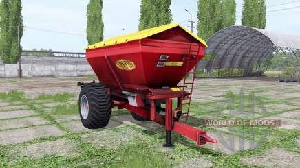 BREDAL K105 by Oriešok Modding для Farming Simulator 2017