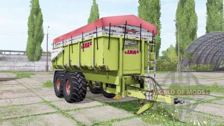CLAAS Carat 180 T v1.0.1 для Farming Simulator 2017