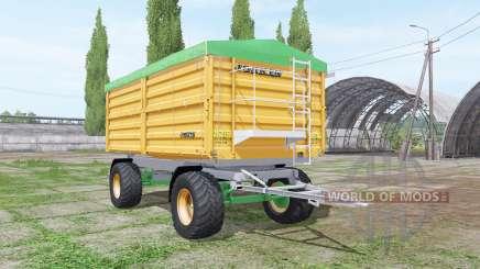 JOSKIN Tetra-CAP 5025-19DR160 для Farming Simulator 2017