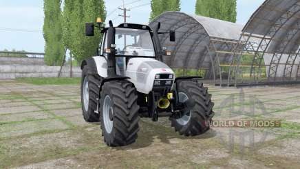 Hurlimann XL 130 v1.0.1 для Farming Simulator 2017