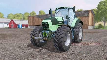 Deutz-Fahr Agrotrоn 7250 TTV для Farming Simulator 2015