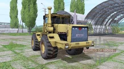 Кировец К 701 v1.2.0.1 для Farming Simulator 2017