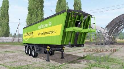 Fliegl DHKA Agrarvis для Farming Simulator 2017