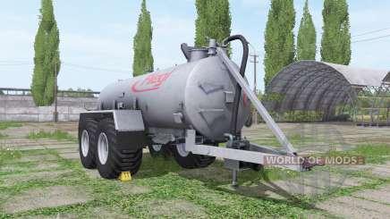 Fliegl VFW 14000 Tandem для Farming Simulator 2017
