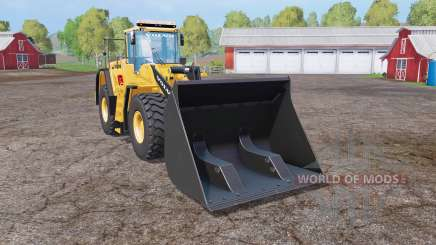 Volvo L180F v6.0 для Farming Simulator 2015