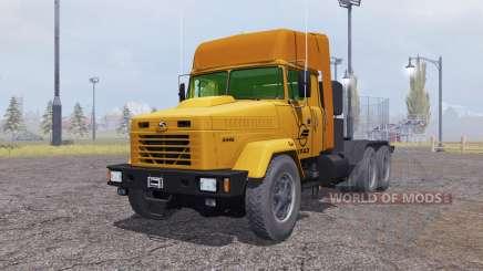 КрАЗ 6446 для Farming Simulator 2013
