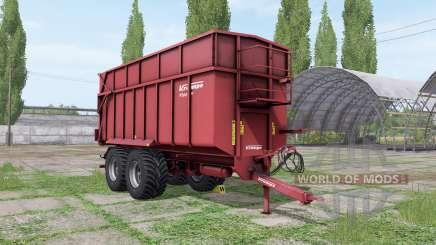 Krampe TWK 16 для Farming Simulator 2017