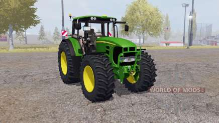 John Deere 7530 Premium v3.2 для Farming Simulator 2013