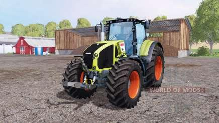 CLAAS Axion 950 cmatic для Farming Simulator 2015
