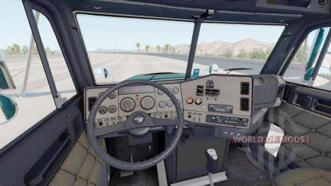 Freightliner FLD v2.0 для American Truck Simulator